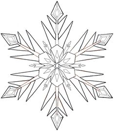Frozen disney png black and whitye - how to draw snowflakes from disney frozen movie with easy to . Frozen Drawings, Disney Drawings, Cartoon Drawings, Easy Drawings, Drawing Disney, Disney Frozen, Frozen Movie, Olaf Frozen, Disney Tattoos