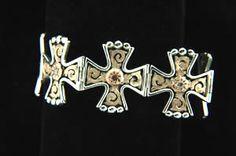 Hopi Cross Bracelet