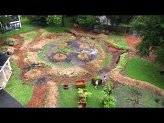 ▶ Permaculture Paradise: Edgewood Gardens Fruit Trees Planting - Part 1 - YouTube