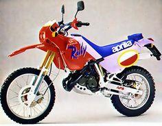 Aprilia Tuareg Rally 125 Vintage Motorcycles, Rally, Yamaha, Devil, Honda, Africa, Racing, Bike, Cars