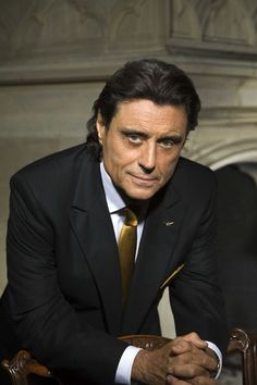 Ian McShane - played Sue Ellen's second husband Don Lockwood in 1989 Actors Male, Actors & Actresses, Mark Of The Lion, Beautiful Boys, Beautiful People, Gorgeous Guys, Divas, Ray Donovan, British Actors