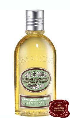 (http://www.haircare24.com/loccitane-almond-shower-oil/)