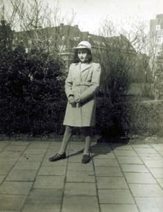 Anne Frank, 1941.