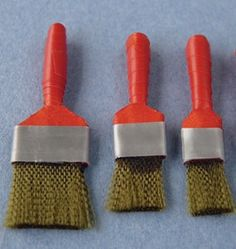 how to: paint brushes