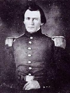 First known photograph of Ulysses S. by jayne First known photograph of Ulysses S. by jayne Mexican American War, American Civil War, American History, American Presidents, Us Presidents, Ulysses S Grant, Civil War Photos, Us History, Interesting History