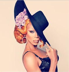 RuPaul by Mathu Andersen