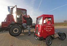 Opa bouwt truck van oude troep voor kleinzoon - AD.nl