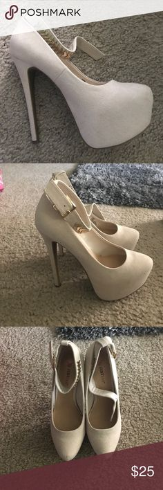 Spotted while shopping on Poshmark: Just Fab Heels! #poshmark #fashion #shopping #style #JustFab #Shoes