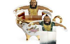 Mr. T Teabags. I tedeschi di Donkey Creative Lab hanno ideato Mr. T Teabags, delle bustine di tè ispirate allo storico telefilm A-Team. Via holycool.net