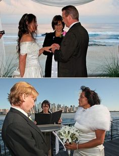 Andrea Purtell is a professional wedding officiant who provides interfaith and non-denominational wedding officiant services for all couples of traditions, faiths, and lifestyles. Click to get a free quote.