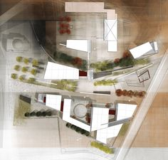 PARK AND RECREATION AREA RURAL HERITAGE MOUSEIAKOS / Eptagonia, CYPRUS / S.VAMVAKIDIS, A.TZORTZIS, F.ZAPANTIOTIS / ARCHITECTURAL COMPETITION