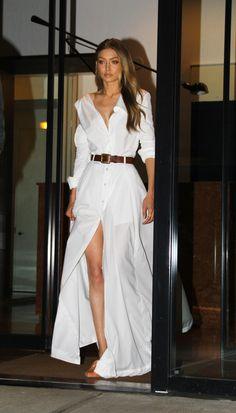 Gigi Hadid -- WearWhite*