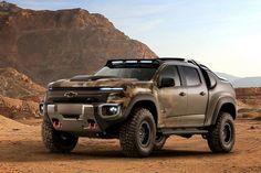 Dít is de Chevrolet Colorado ZH2 | Autonieuws - AutoWeek.nl