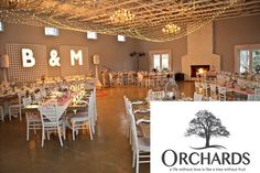 Orchards is an elegant and romantic wedding venue situated in the rolling hills of the Caversham Valley in the KwaZulu-Natal Midlands.