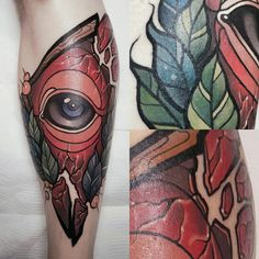 #neotraditional #tattoo #neo #traditional                                                                                                                                                                                 More