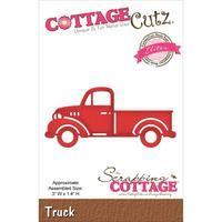 CottageCutz Elites Die -  Truck 10.95
