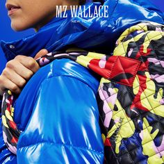 Introducing New Years Resolution, a dynamic new fitness collection by MZ Wallace. Resolve to do it all. #mzwfitness
