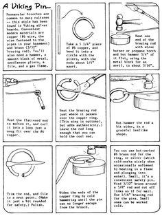 Viking Cloak-Pins