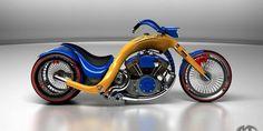 Test Our Sofa: Mikhail Smolyanov, la moto design