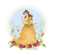 Clearly, Belle was an Alpha Gam girl - This makes me smile because she is my favorite Princess :)