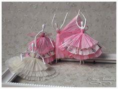 bailarinas de papel paso a paso 3
