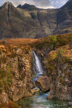 https://flic.kr/p/9GmBLq   Fairy Pools (3)   Fairy Pools, Coire na Creiche, Cuillins, Isle of Skye .Cuillin Ridge! www.karlwilliamsphotography.co.uk