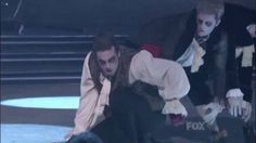 Ramalama Group Performance SYTYCD - Season 2 - choreographed by Wade Robson - genius routine - won an Emmy for Outstanding Choreography 2007
