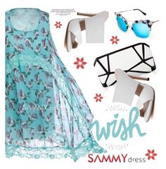 """""""Wish"""" by ansev ❤ liked on Polyvore featuring sammydress"""