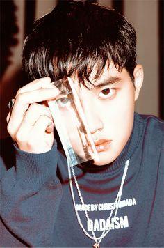 ( Lock Screen ) Do Kyungsoo Kyungsoo, Kaisoo, Kpop Exo, Exo Chanyeol, Two Worlds, Exo Album, Travie Mccoy, Kim Minseok, Xiuchen