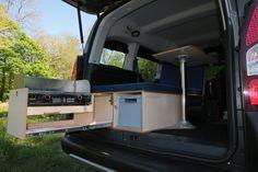 Amdro alternative campervans