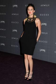 Amber Heard LACMA gala