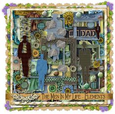Father's Day - Designer Resource for The Men In My Life Day Designer, Digital Scrapbooking, Fathers Day, My Design, My Life, Baseball Cards, Father's Day