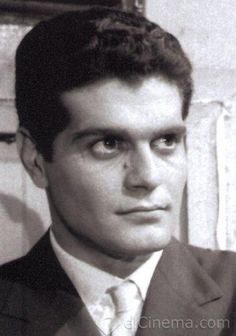 Picture of Omar Sharif Hollywood Icons, Hollywood Actor, Golden Age Of Hollywood, Classic Hollywood, Arab Actress, Egyptian Actress, Actors Male, Actors & Actresses, Most Handsome Actors