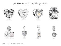 pandora mother's day 2015 collection
