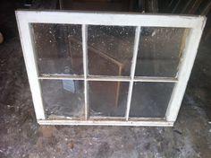 Old Antique Window Frame