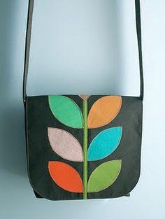 Tutorial: Basic messenger bag