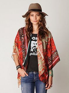 how to wear kimono jackets cardigans