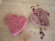"Rose & Chocolate Playdough ("",)"