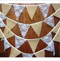 2016 New Year Diy Home Decoration Banner /Event Party Supplies Flag/Rustic Hessian Garland& Lace Bunting / Country Wedding Decor Wedding Decoration Ideas On A Budget Wedding Decoration Rental From Homeparty1314, $12.07| Dhgate.Com #weddingdecoration