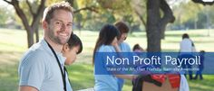 We love helping non profits make their budget stretch even further with our non profit payroll  program.