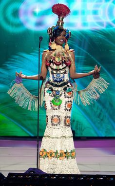 Miss Angola from 2014 Miss Universe National Costume Show | E! Online