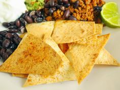 Chips de tortilha