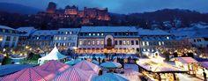 #Christmas in #Heidelberg #Germany