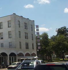 Kincaid Motel Uvalde Texas
