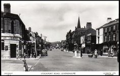 Levenshulme Manchester Uk, Back In The Day, England, Street View, Store, Larger, English, British, Shop