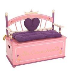 banco rosa lila