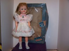 50s Peggy Ann from the Horsman doll company.