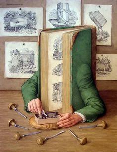 Illustrations by Jonathan Wolstenholme, re-pinned by www.jane-davis.co.uk