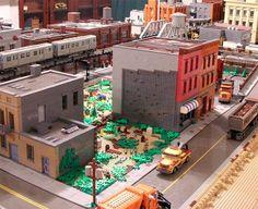 LEGO Brooklyn - Neatorama