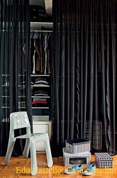 closet cortina - Pesquisa Google